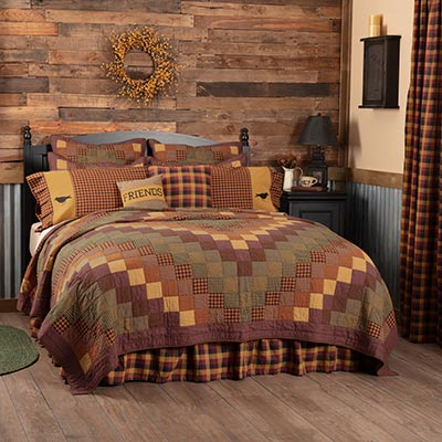 Heritage Farms King Quilt