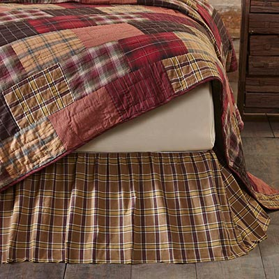 Wyatt King Bed Skirt