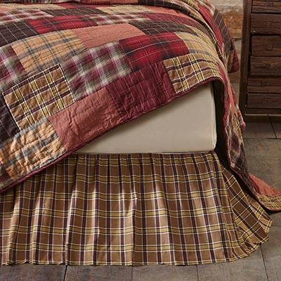 Wyatt Queen Bed Skirt