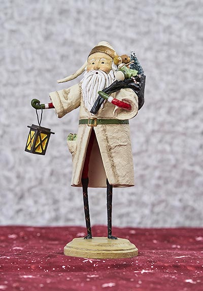 Old Father Christmas - Ivory