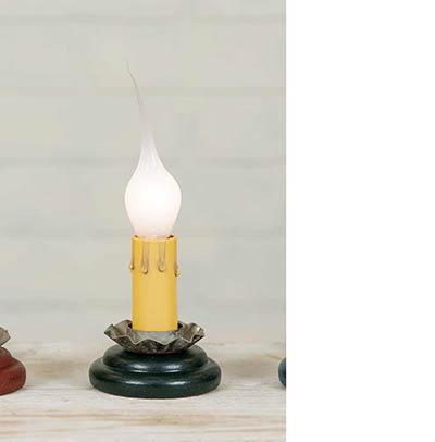 Green Charming Light Candle Lamp - 2 inch
