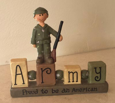 Army Bead Block