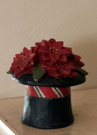 Christmas Magic Hat