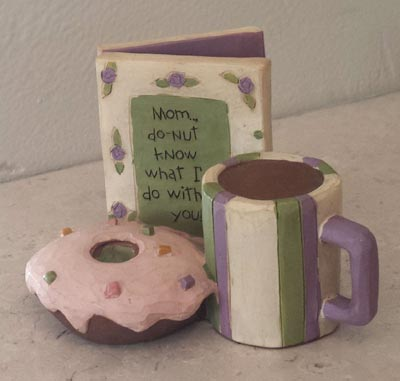 Do-Nut Mother's Day Card & Treat