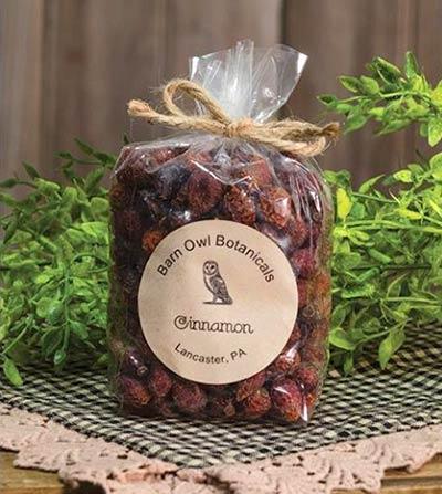 Cranberry Rosehip Potpourri