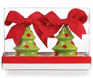 Tree Salt & Pepper Shaker Set
