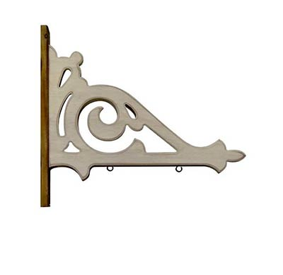 Architectural Wooden Arrow