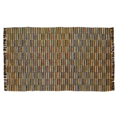 Amherst Chindi Rag Rug - 6 x 9 foot