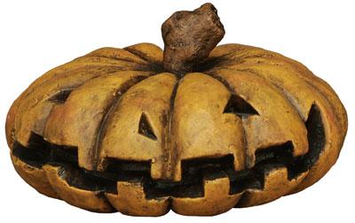 Pumpkin Reaper Head