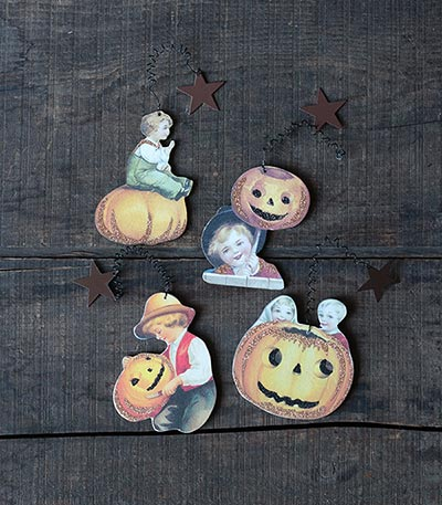 Halloween Kids Ornament