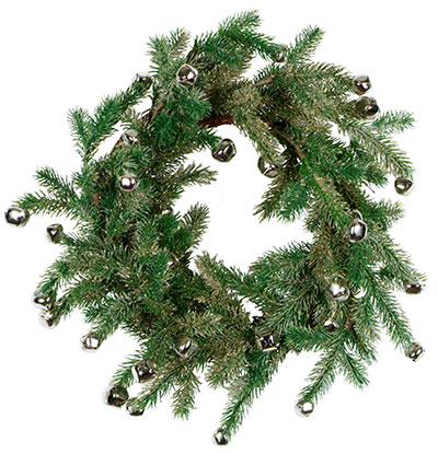 Jingle Pine Wreath