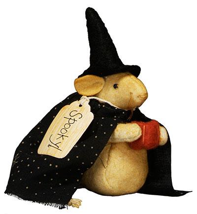 Mr. Warlock Mouse