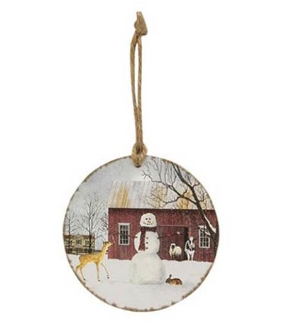 The Friendly Beasts Ornament