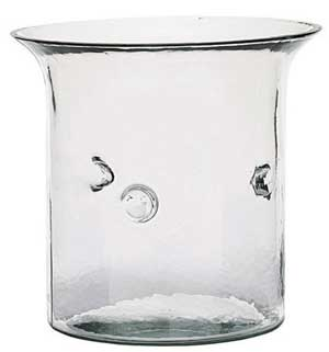 Pillar Glass Cylinder - Small