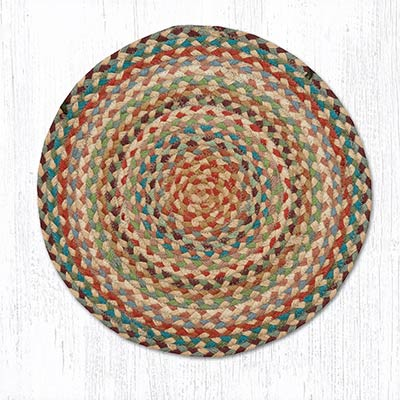 Multi 1 Braided Jute Chair Pad