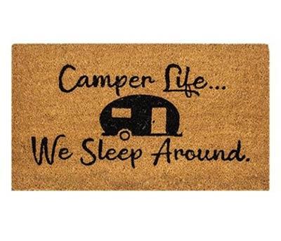 Camper Life Doormat