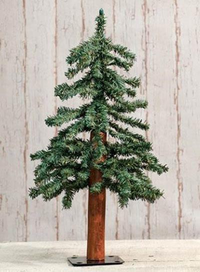 Alpine Christmas Tree - 3 foot