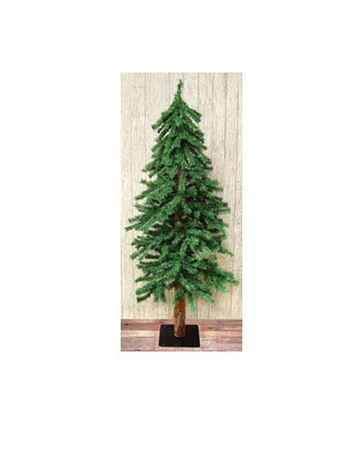 Alpine Christmas Tree - 5 foot