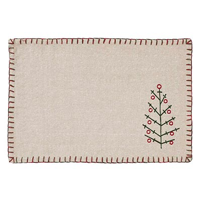 Tidings Placemats (Set of 6)