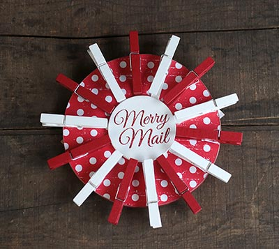 Christmas Card Hanger