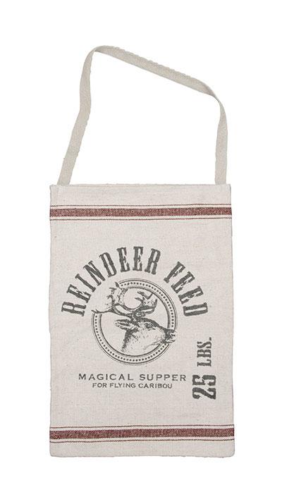 Reindeer Feed Hanging Bag