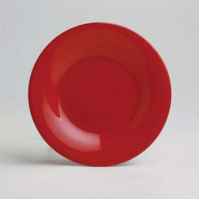Sonoma Red Appetizer Plate