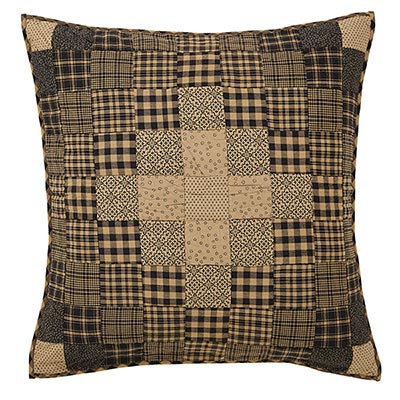 Coal Creek Sham - Euro (Quilted)