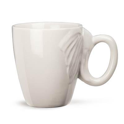 Elephant Handle Mugs (Set of 4)