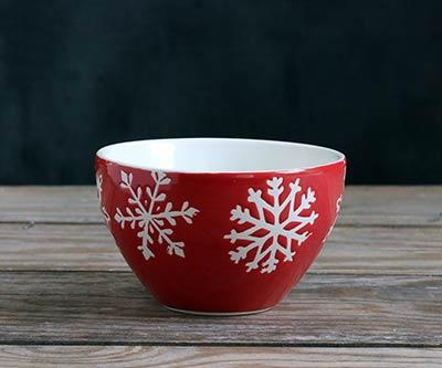 Snowflake Bowl