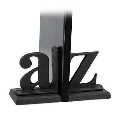 A to Z Book Ends (Pair of 2)