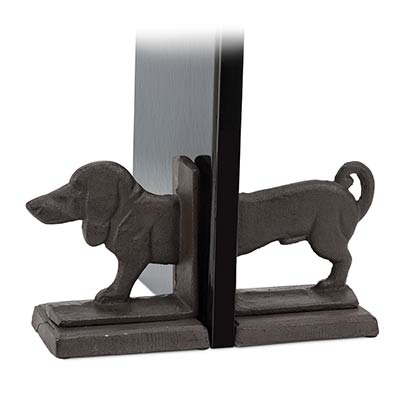 Dachshund Book Ends (Pair of 2)