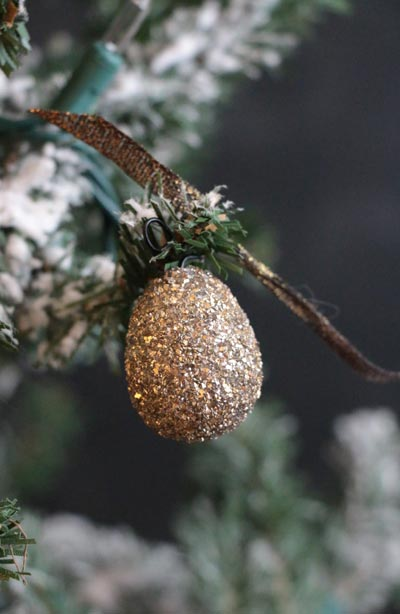 Mini Egg Ornament