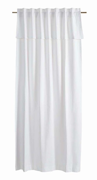 Sonnet White 96 inch Single Panel
