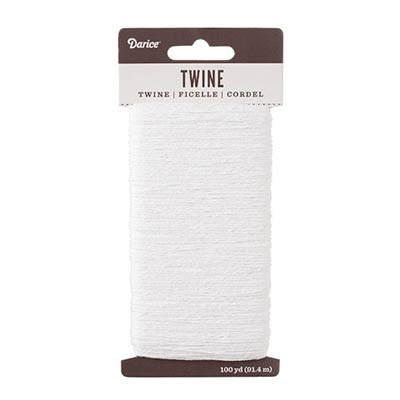 Baking Twine, 100 yards - White