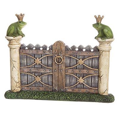 Frog Prince Fairy Door Figurine