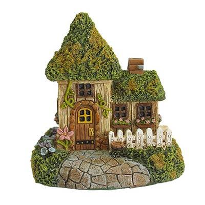 Cottage House Figurine