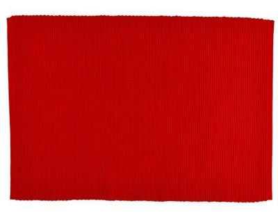 Tango Red Placemat