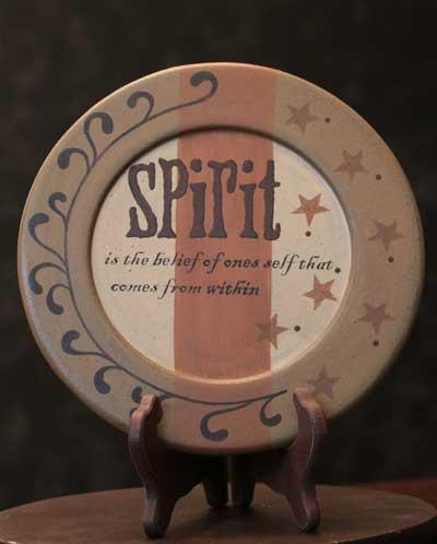 Spirit Plate