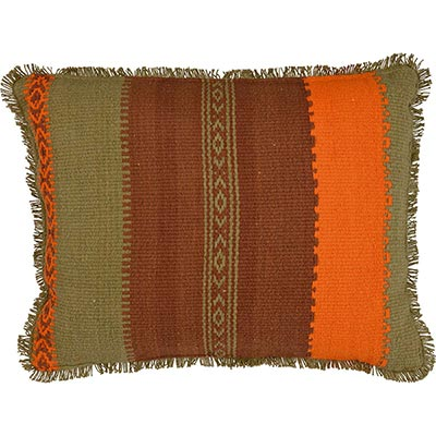 Heather Jacquard Decorative Pillow