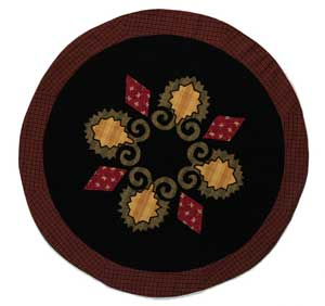 Welcome Tablemat - Applique