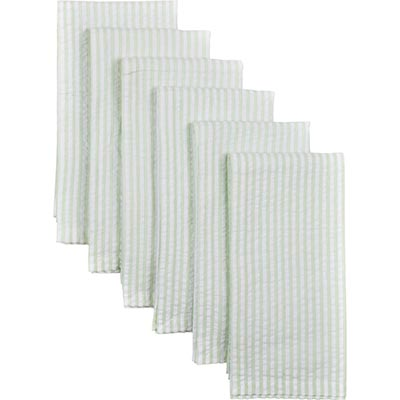 Chelsea Mint Napkins (Set of 6)