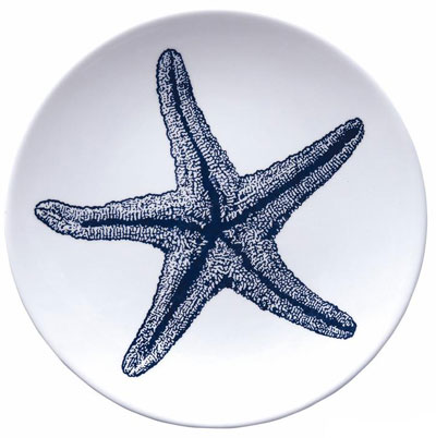Starfish Salad Plate