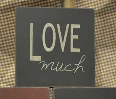 Love Sign (Choose color)