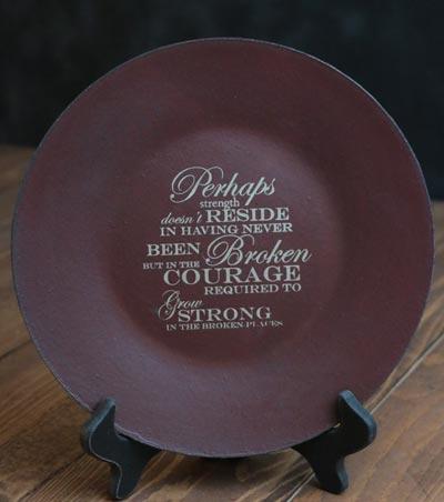 Strength Plate