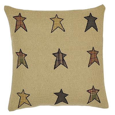Stratton Applique Star Decorative Pillow (16 inch)