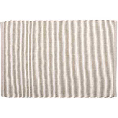 Ashton Taupe Placemats (Set of 6)