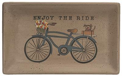 Enjoy the Ride Tray