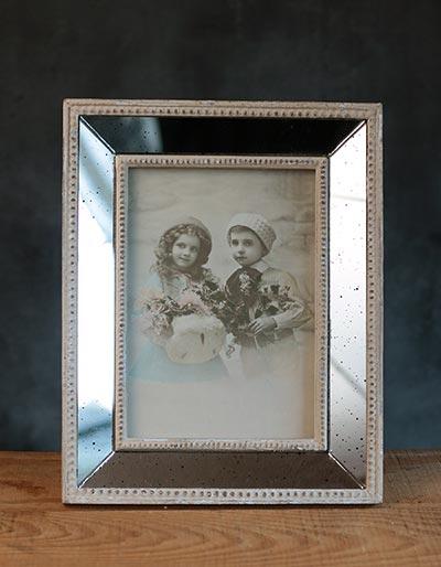 Mirror Frame - White