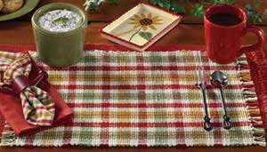 Picket Fence Dishtowel