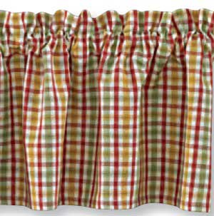 Picket Fence Valance